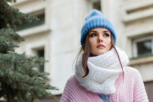 ojos en invierno